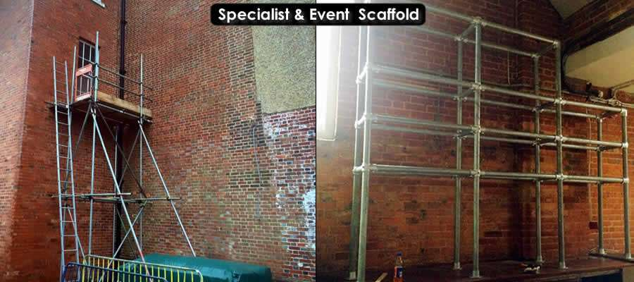 Staging Scaffold